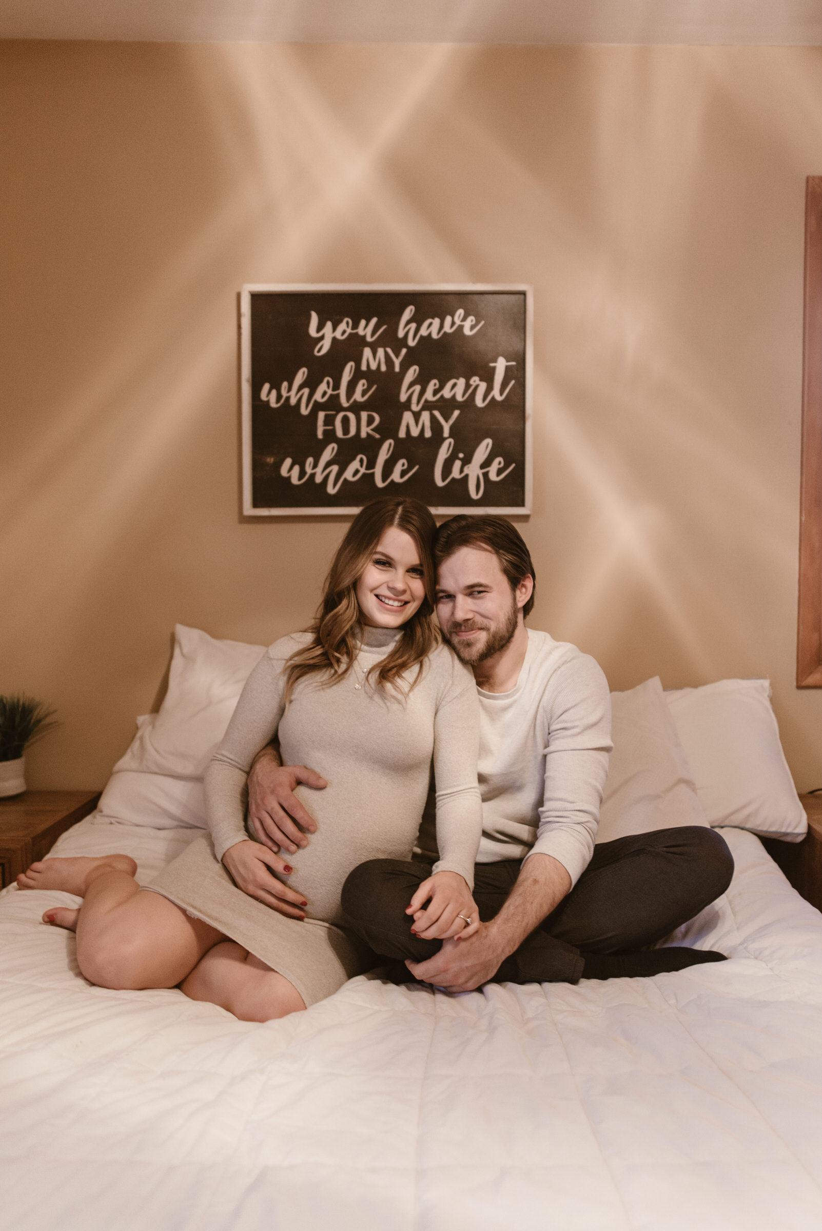 In Home Maternity Session Lincoln Nebraska Kaylie Sirek Photography 41.jpg