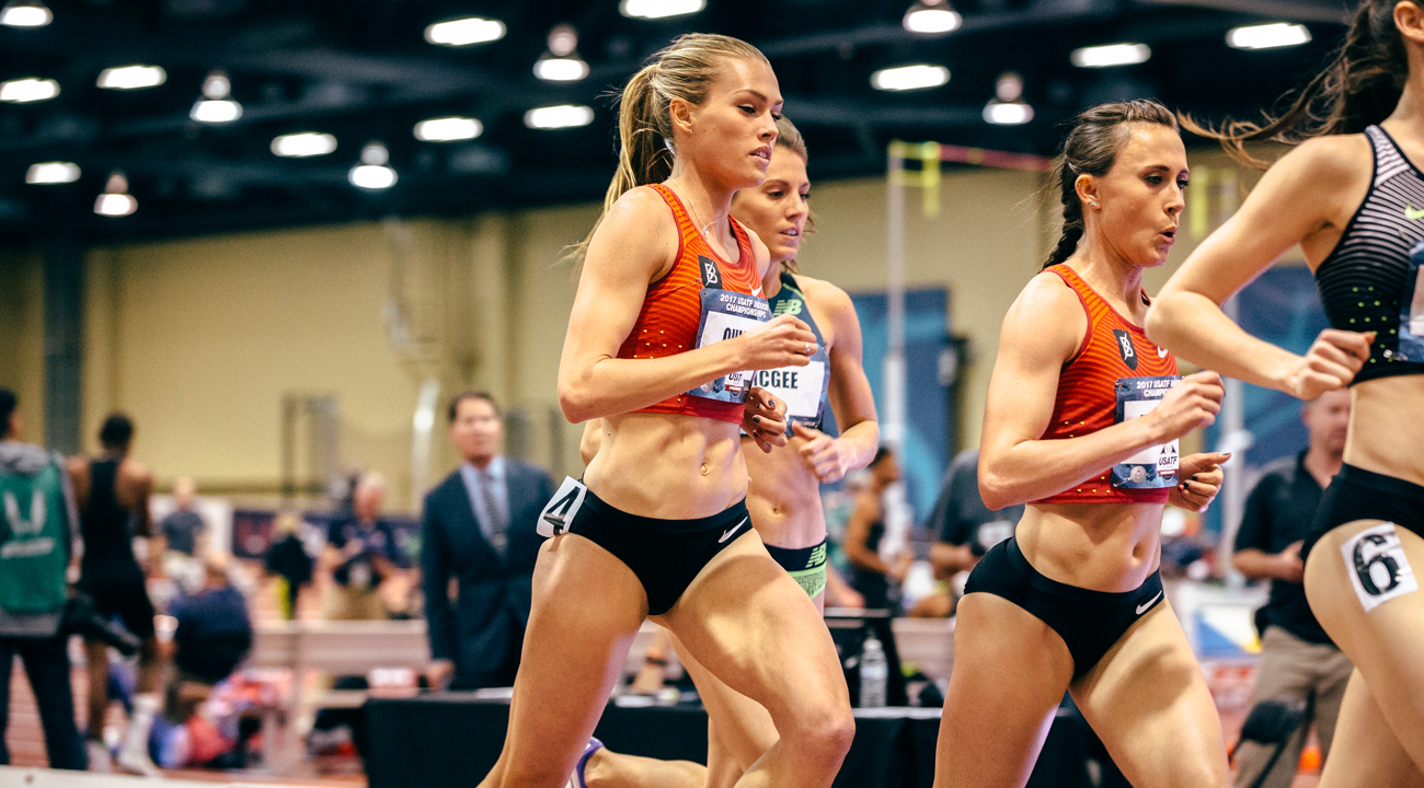 2017 USA Indoor Championship - 1 mile