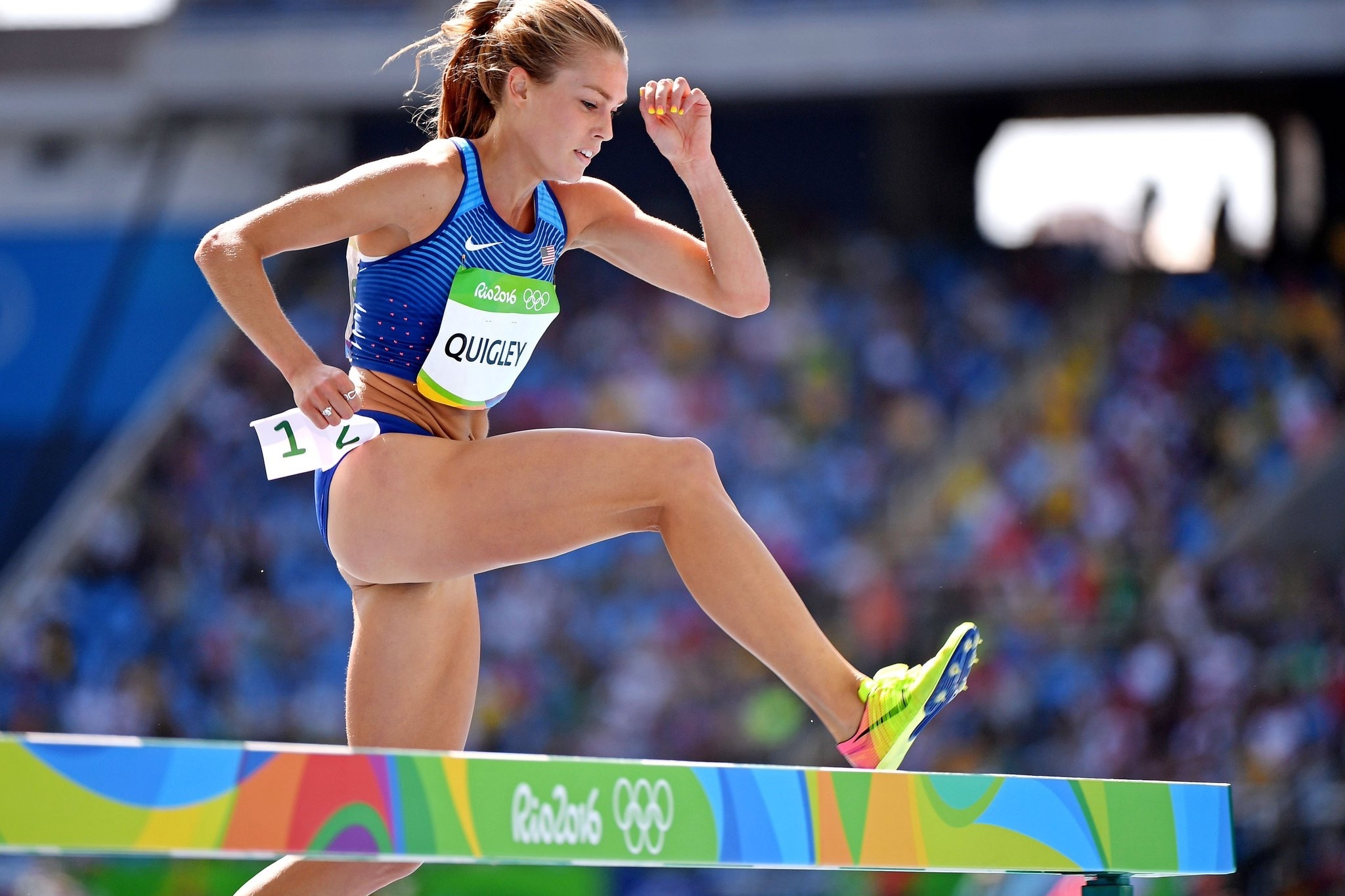 2016 Olympic Games - 3k Steeplechase