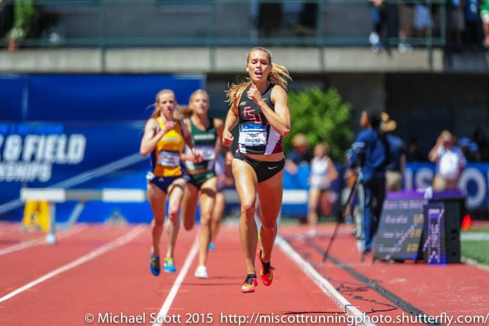 2015 NCAA Championships - 3k Steeplechase