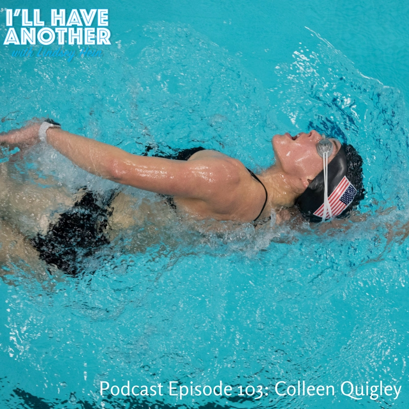 I'll Have Another Podcast - With Lindsey Hein