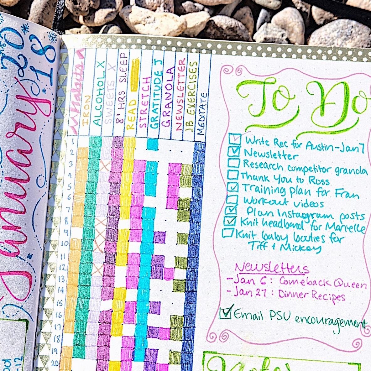 Journaling -