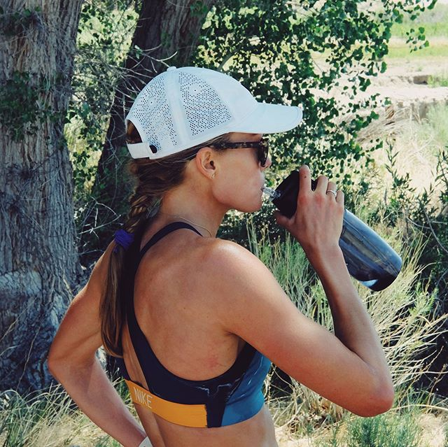 If you get done with a run and your sports bra isn't caked with dried salty sweat... does it even count? 💦 🧂 #sweatoritdidnthappen #sweatybetty