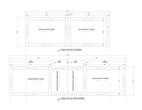 3: Shop Drawing