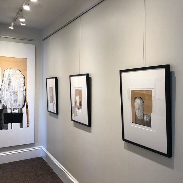 Tonight: opening reception for Almost Forgotten 4-7pm Spotlight Gallery 136 State Street, Montpelier. Works by Daryl Burtnett and myself exploring the overlooked through line shape and texture. Come say hello! . . . @darylburtnett  @vtartscouncil  #Spotlightgallery #vermontartists #montpeliervt #contemporaryart #openingreceptions #wheretobetonight #artshow #paintings