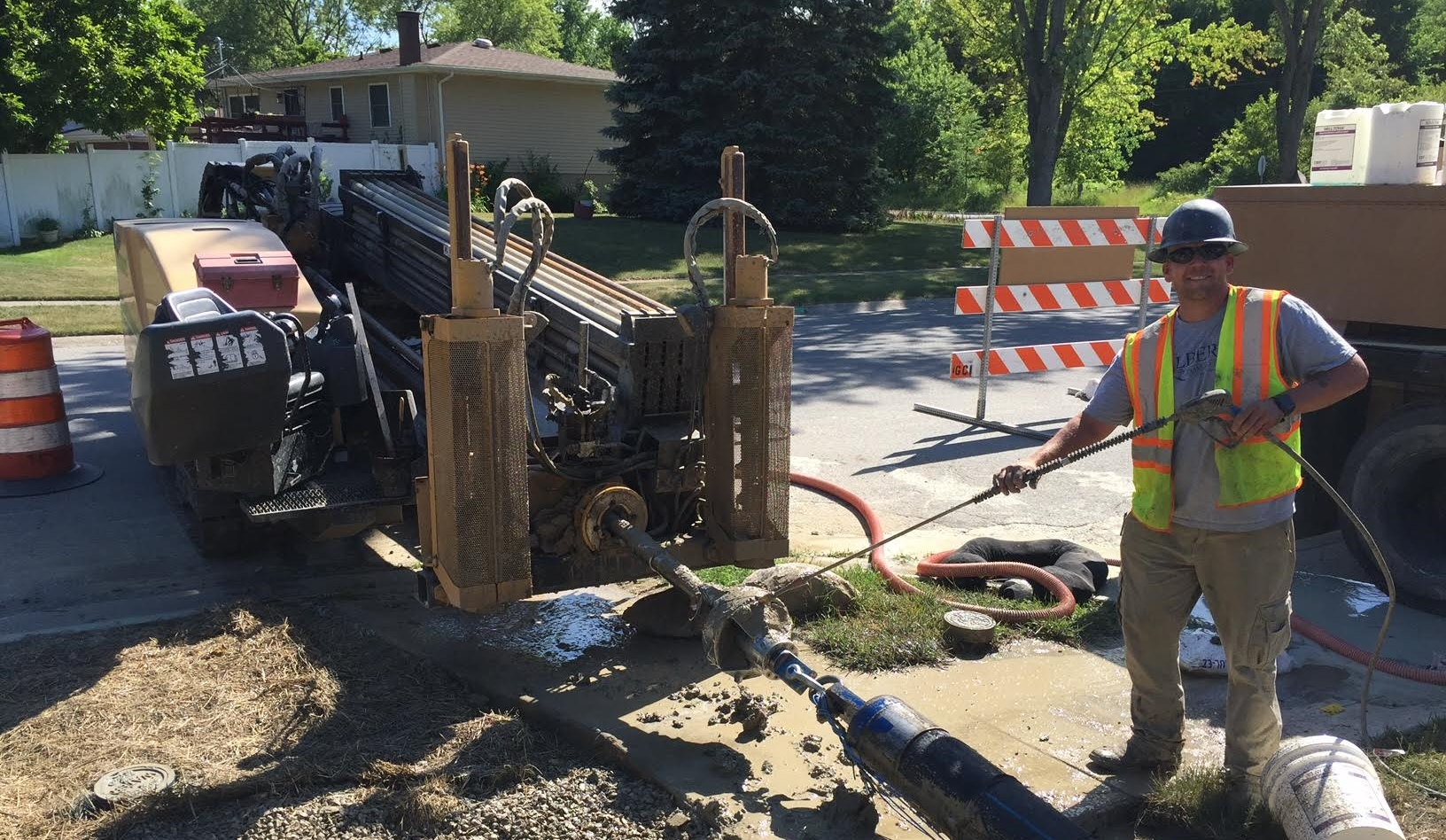Premiere Directional Drilling Contractor