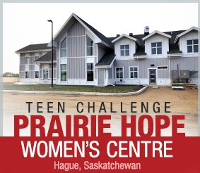 Prairie Hope Women's Centre - A residential alcohol and drug addiction recovery centre for women.