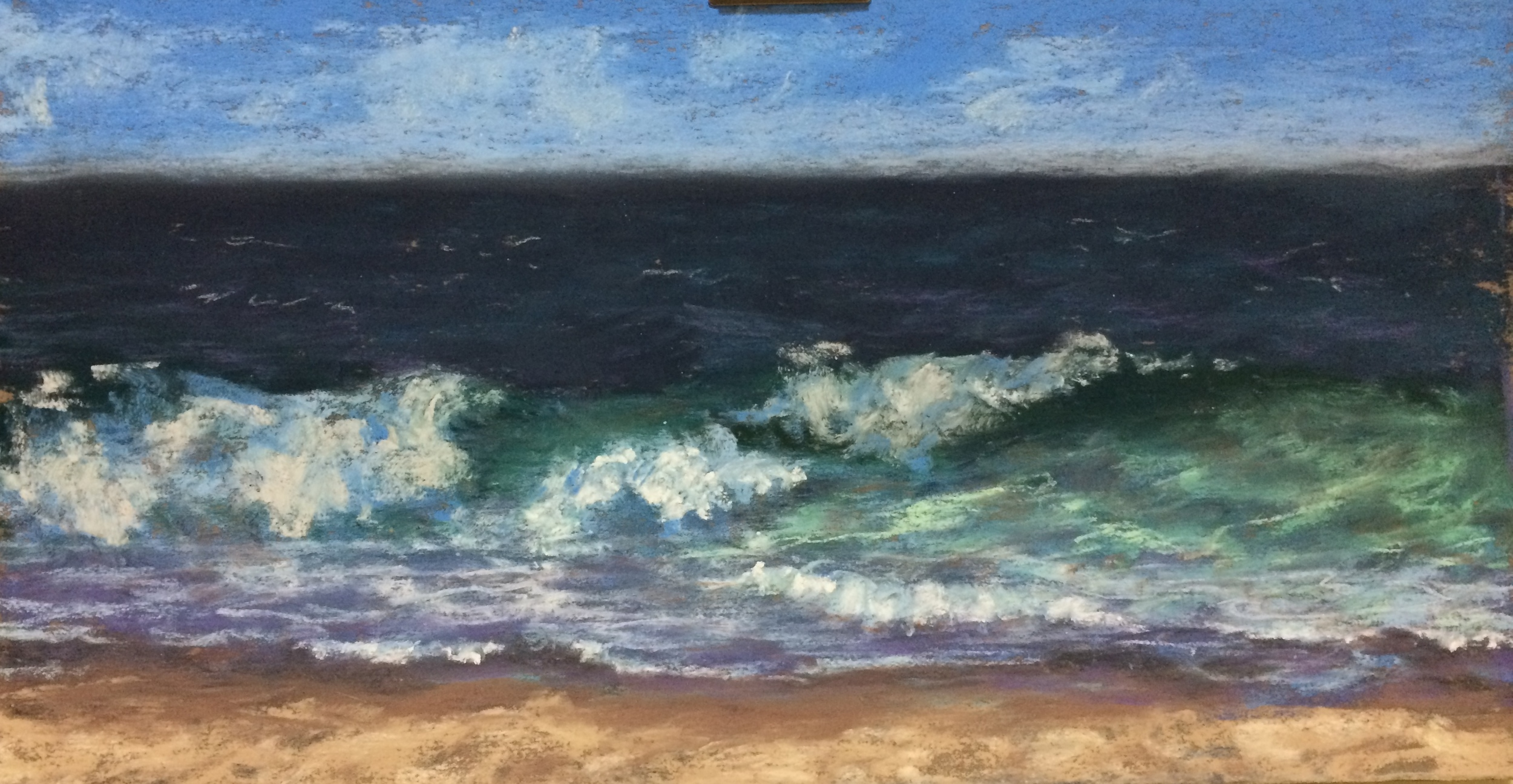 Chasing the Wave - sold