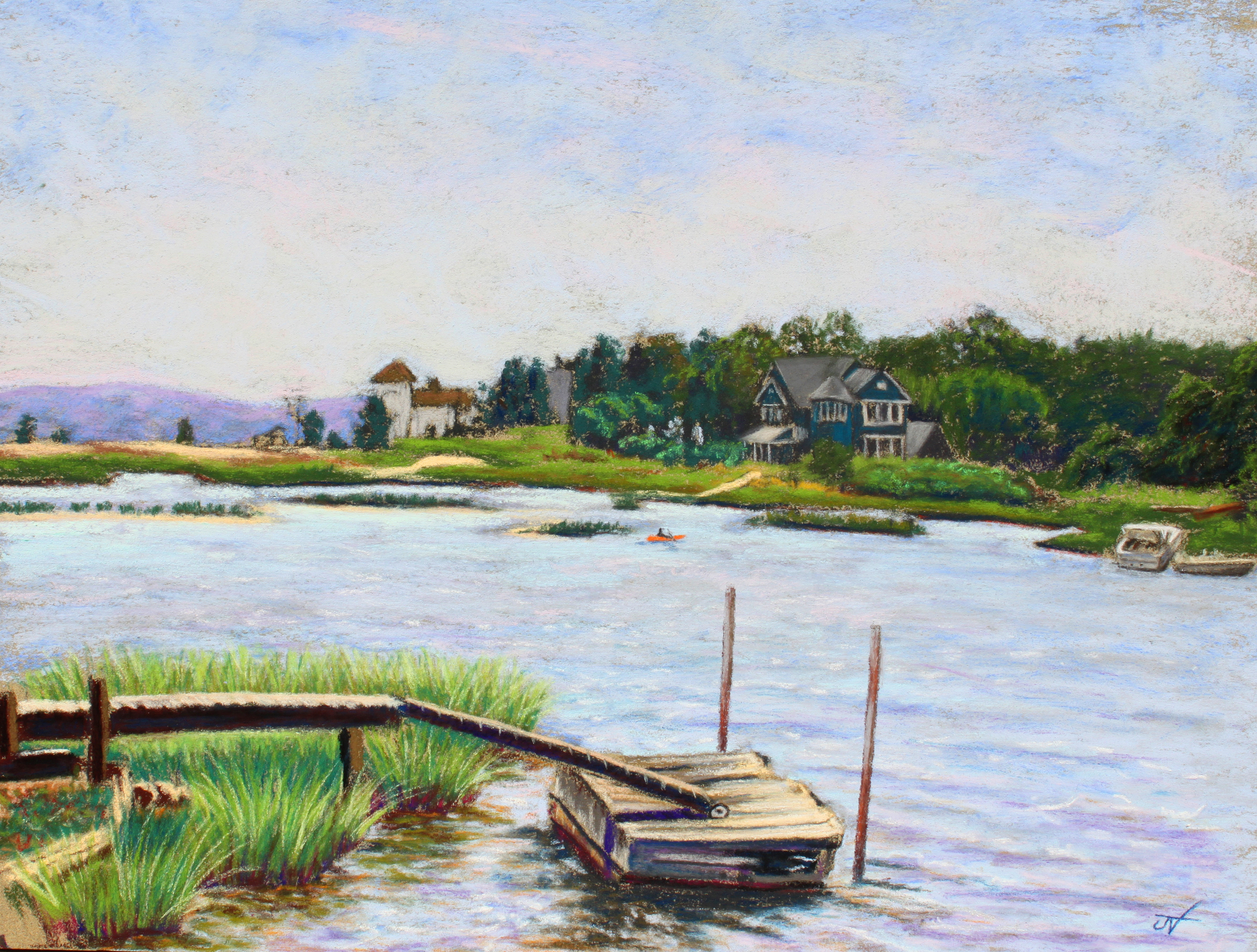 Southold Canal - sold