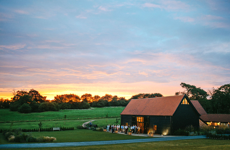 A perfect barn  Wedding Venue
