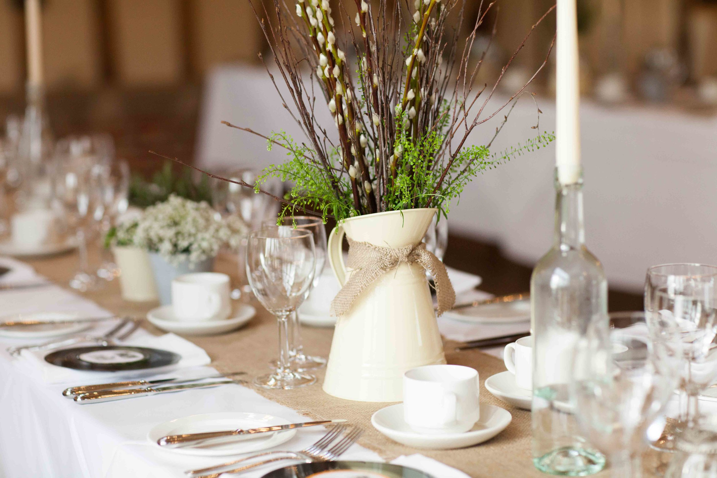 Christenings and Baby Naming Ceremonies - A charming setting for your special occasion