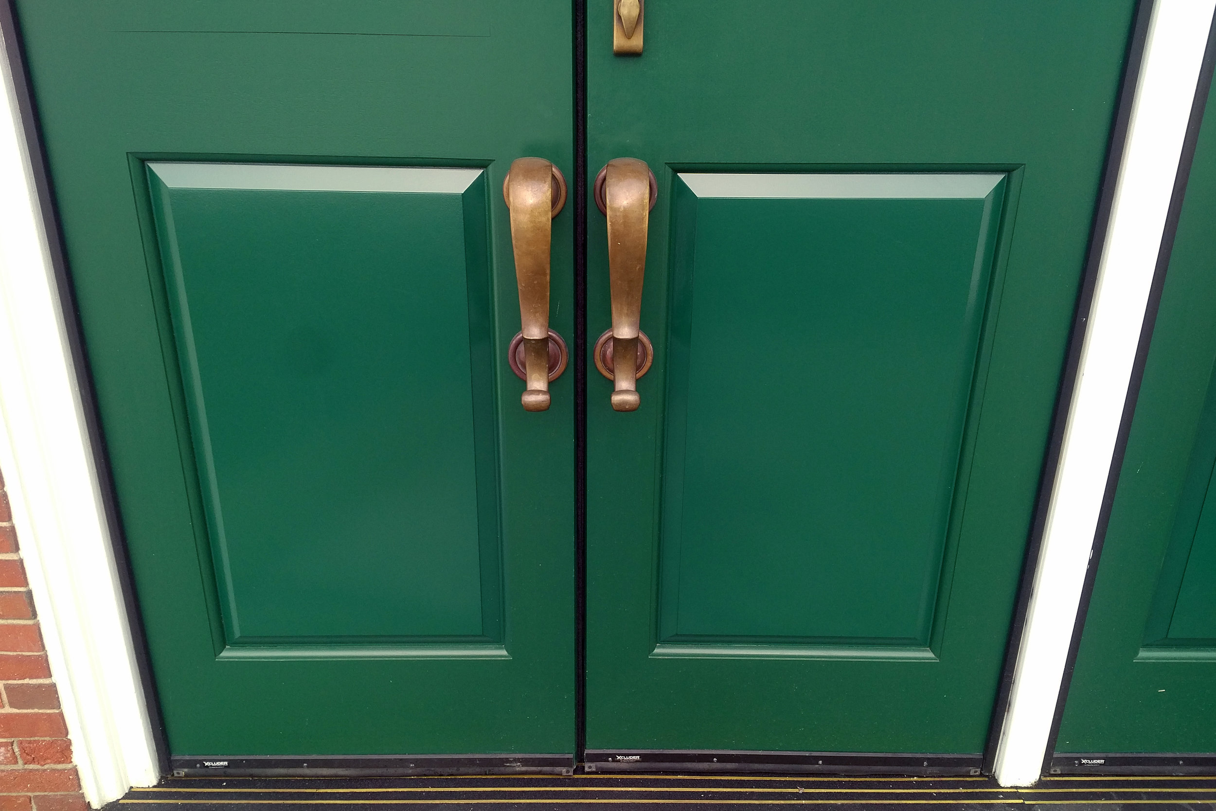 After: Door Replacement