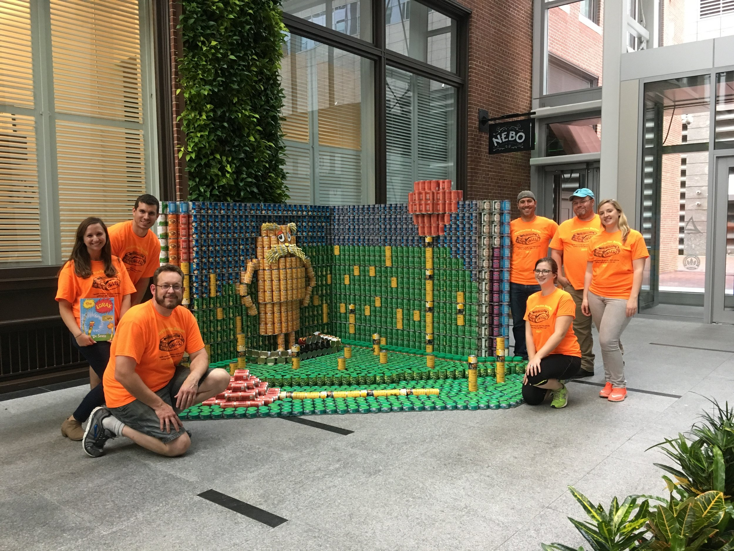 Canstruction Boston 2017 - The Lorax - Team.jpg