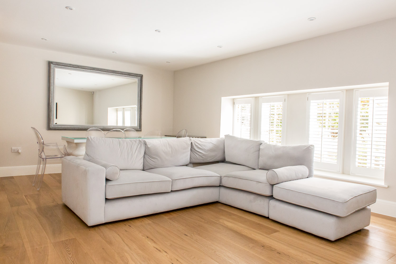 Before furnishing