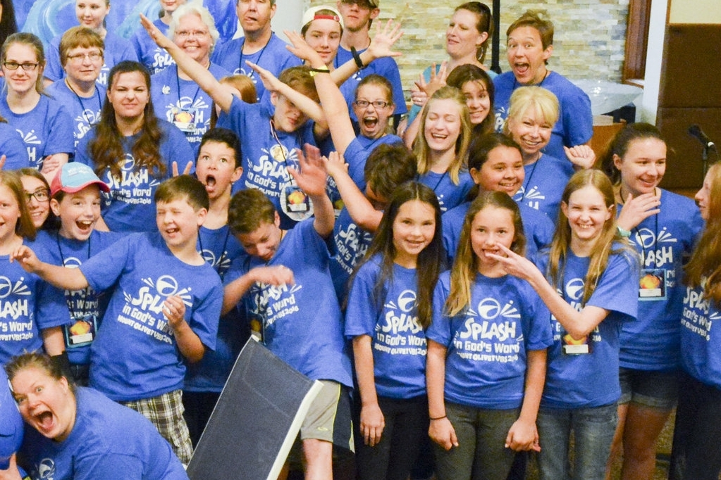 Volunteer at VBS, and then head to Summer Spree!