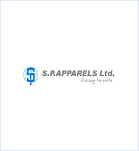 SP Apparels Logo