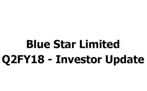 Q2FY18 Investor update