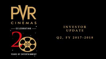 Q2FY18 Investor ppt