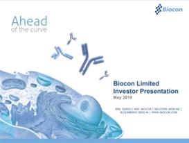 Q4FY18 Investor ppt