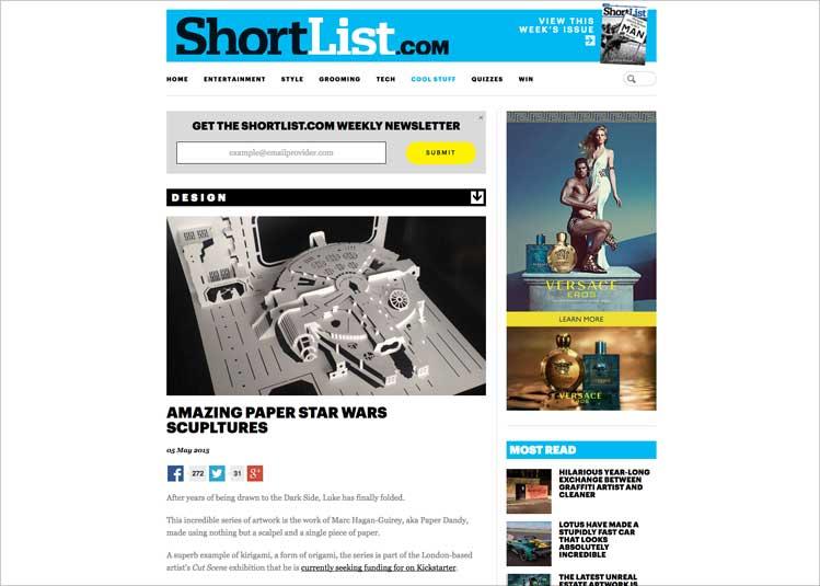 cutscene-shortlist-site