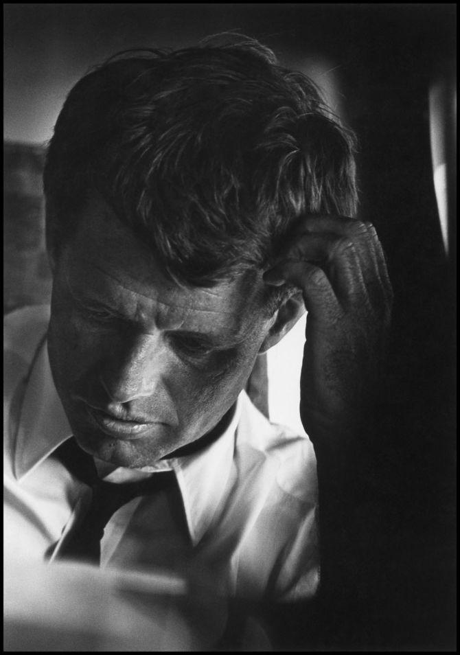 When RFK Died, Hugh McDonald's Struggle Began