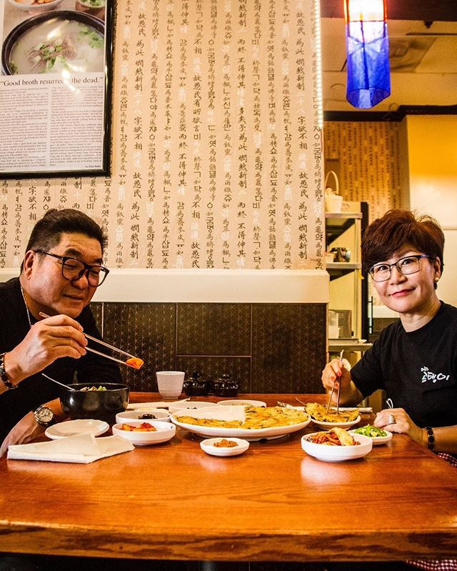 #fbf of Gom Tang E, which at the time was the first/only Korean restaurant in @visitedencenter. 2015, for @washingtonpost.