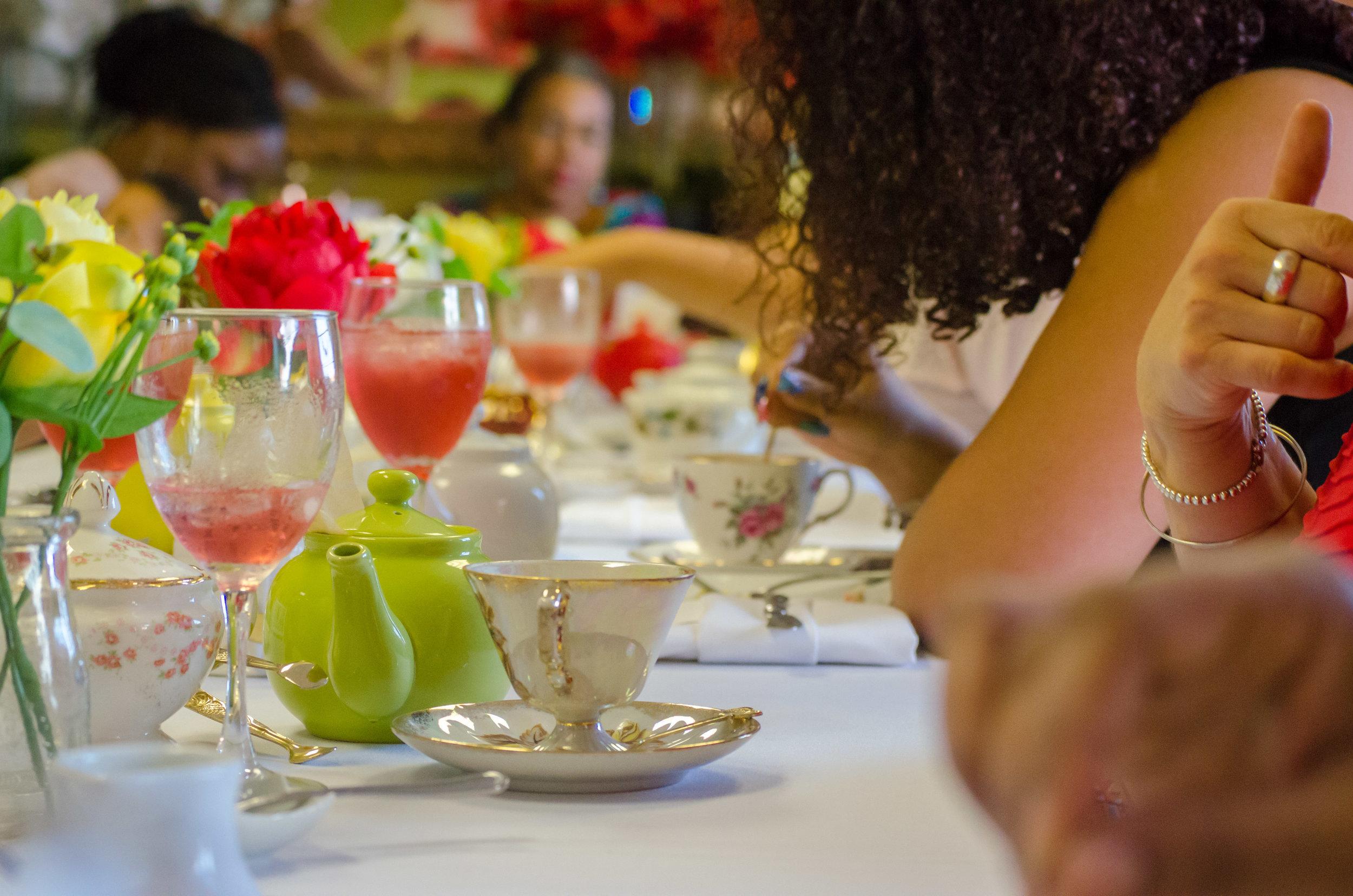 A Tea Affair in Lititz, PA