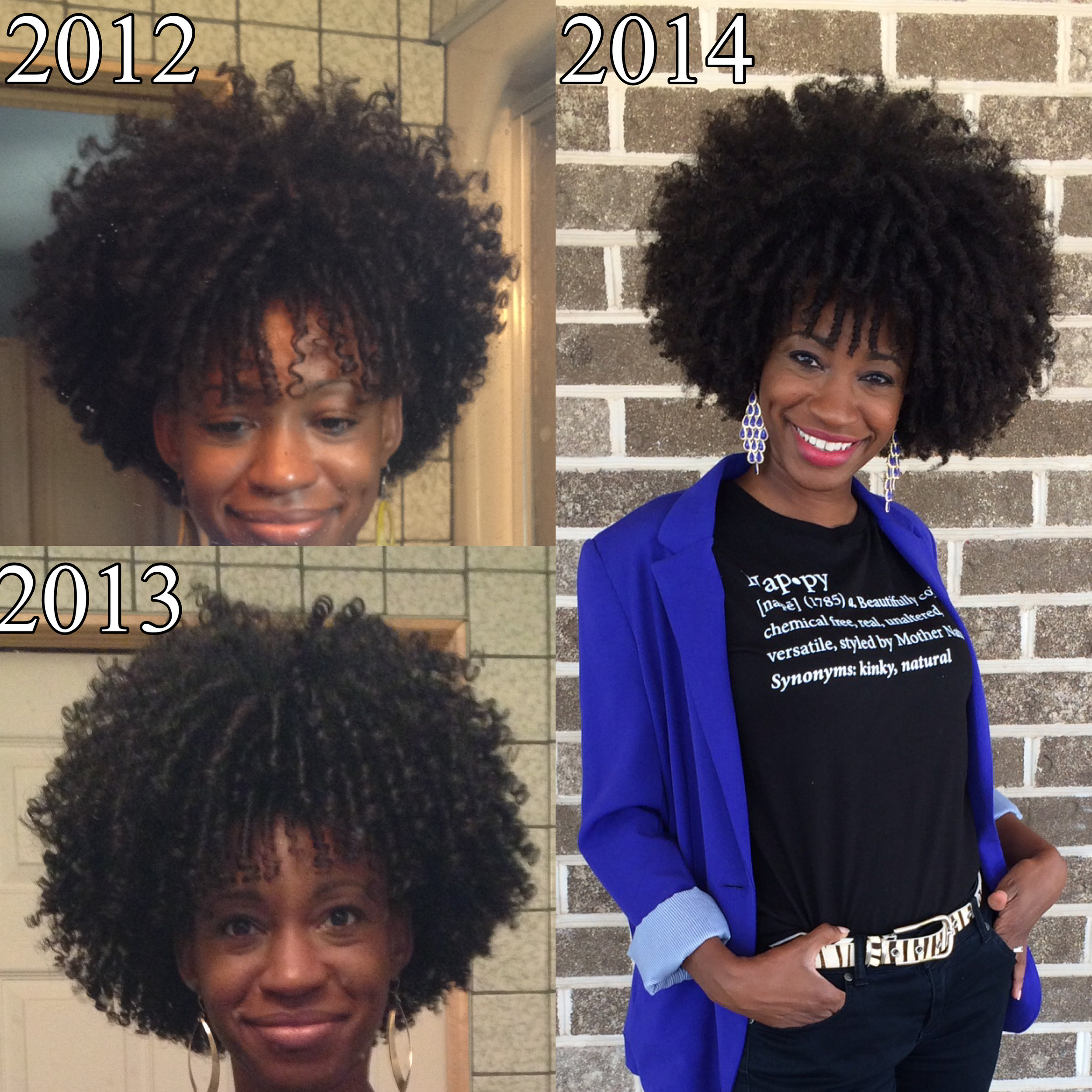 It took me several years to get hair satisfaction.  Patience, persistence and good hair care are vital!