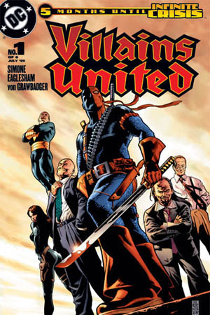 Villains United!