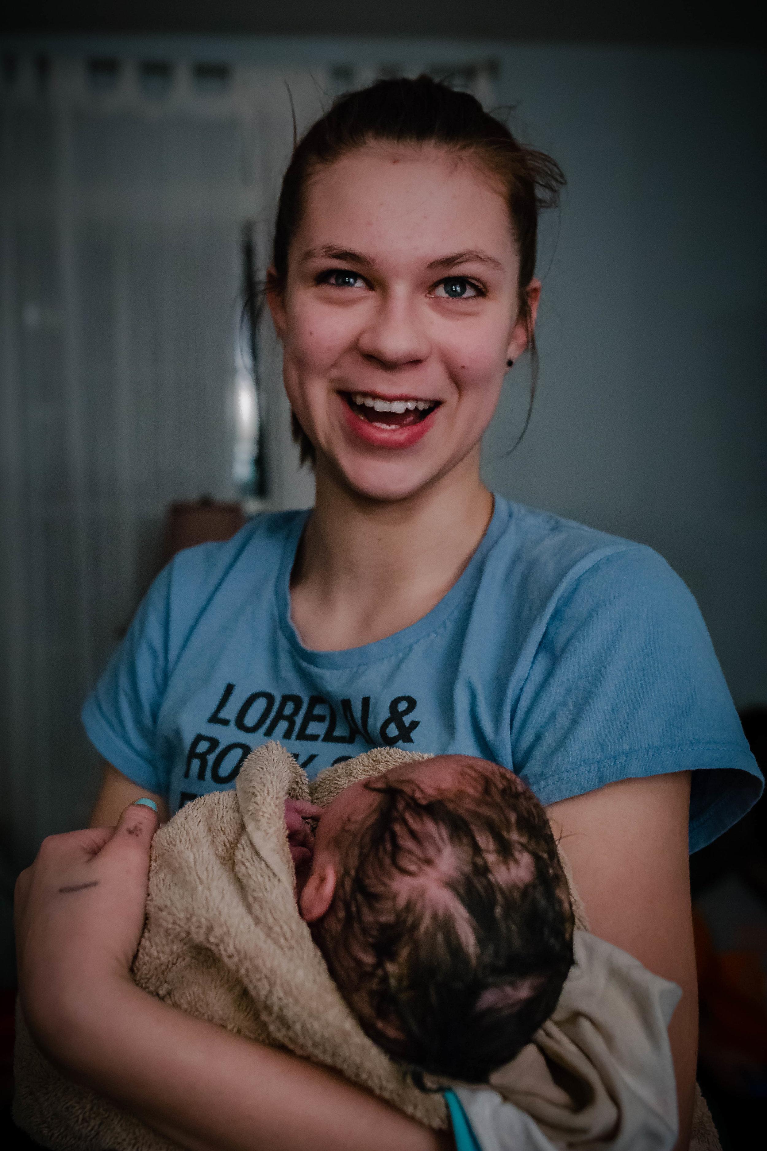 Renee Mason, Indianapolis, Indiana Birth Photographer