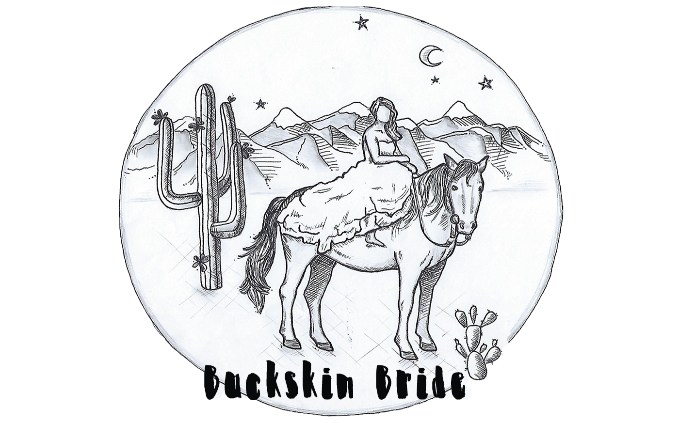 Buckskin Bride
