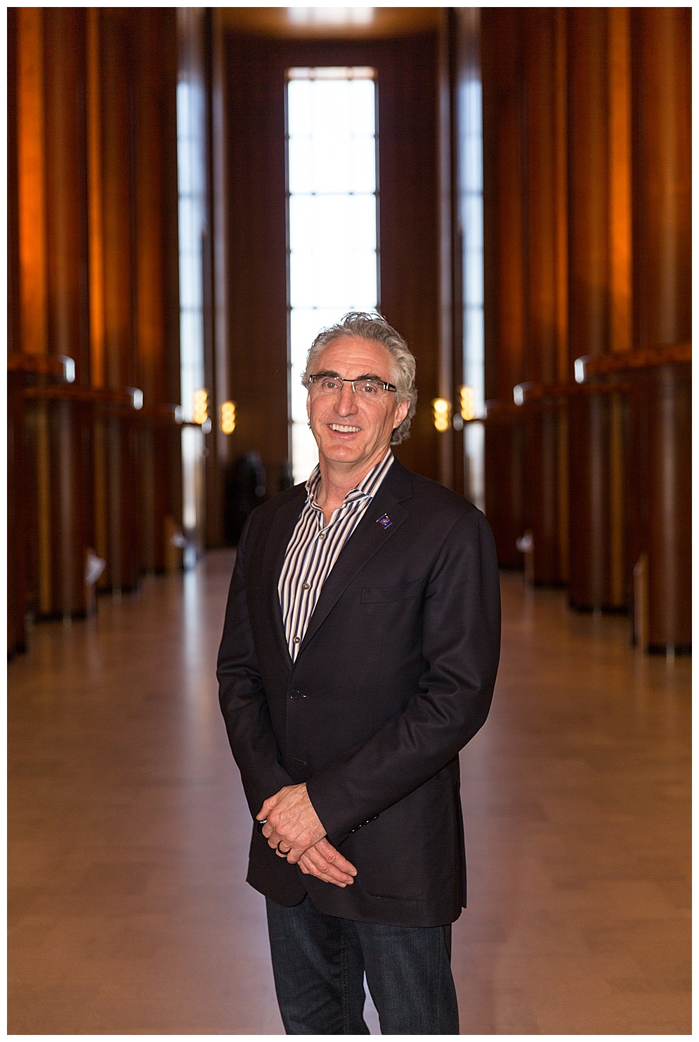 Last year I had the opportunity to meet and photograph Governor Burgum for the Bismarck Mandan Chamber of Commerce Magazine.