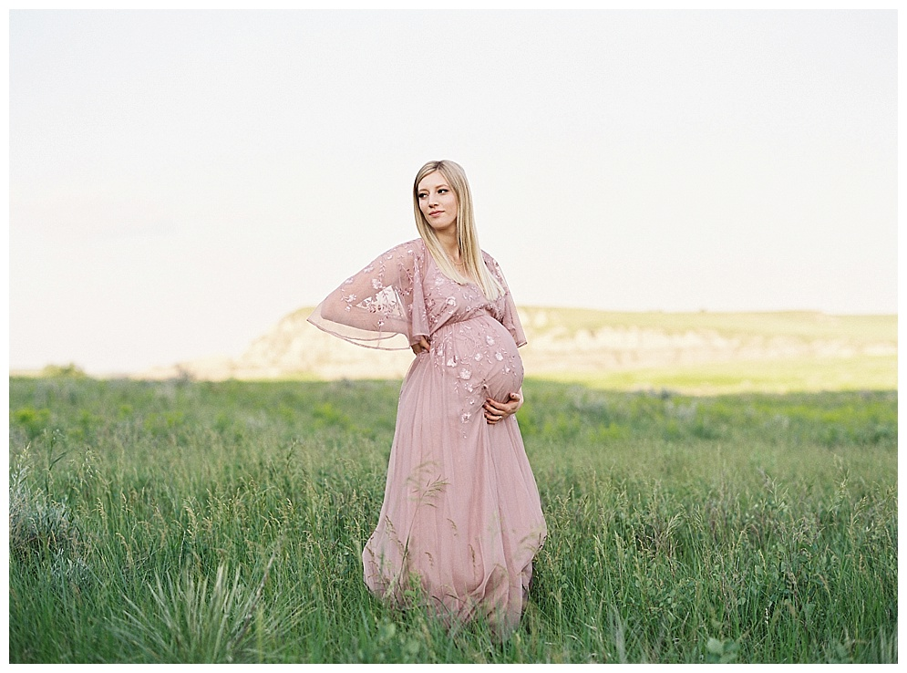 Jocilynn was absolutely stunning for their maternity session. We had to reschedule her first session due to a rainy day, I am glad we did. The night was perfect, no wind, warm weather, sunny skies!