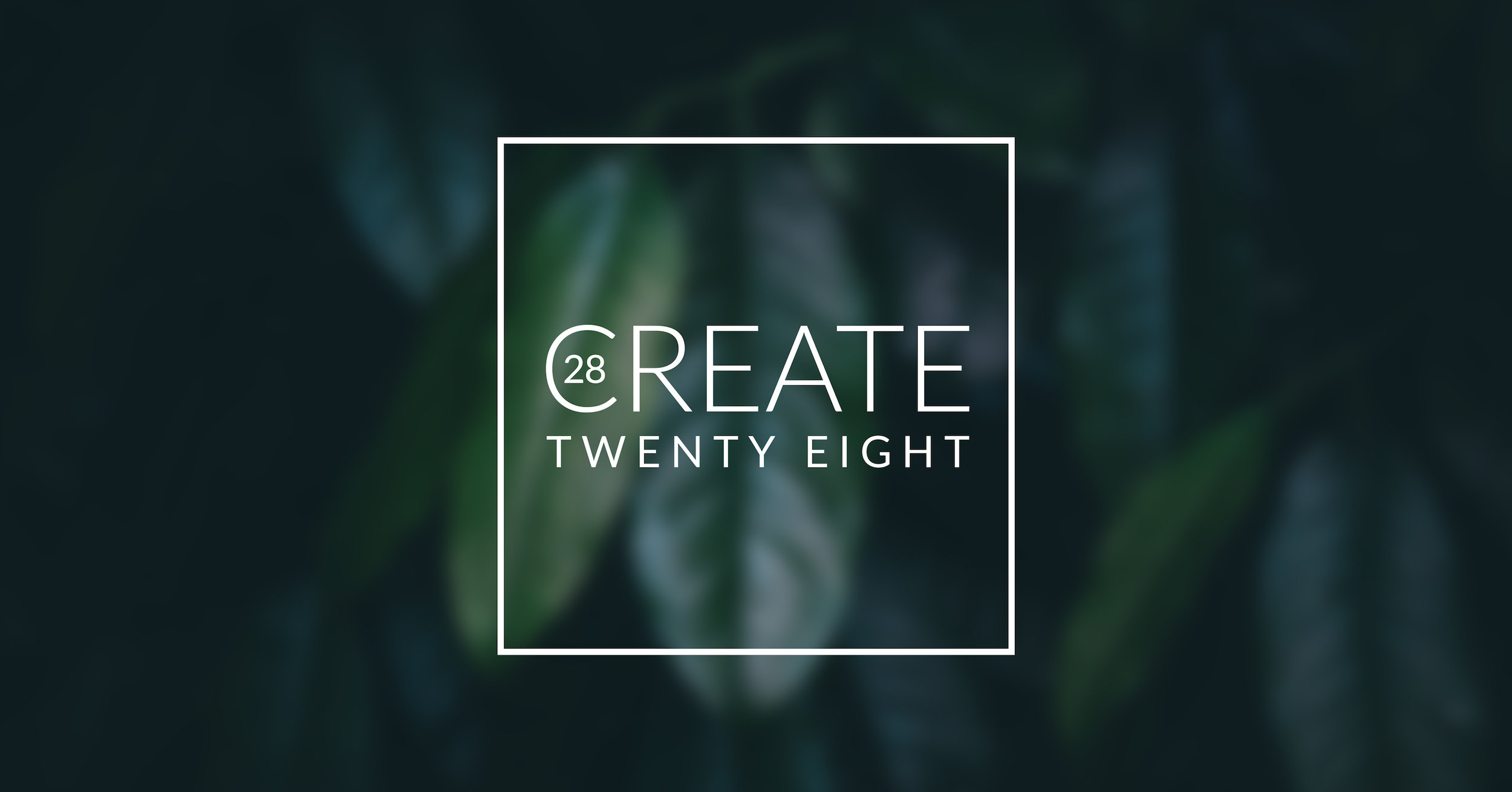 Create 28 - Unlock Your Creative Potential
