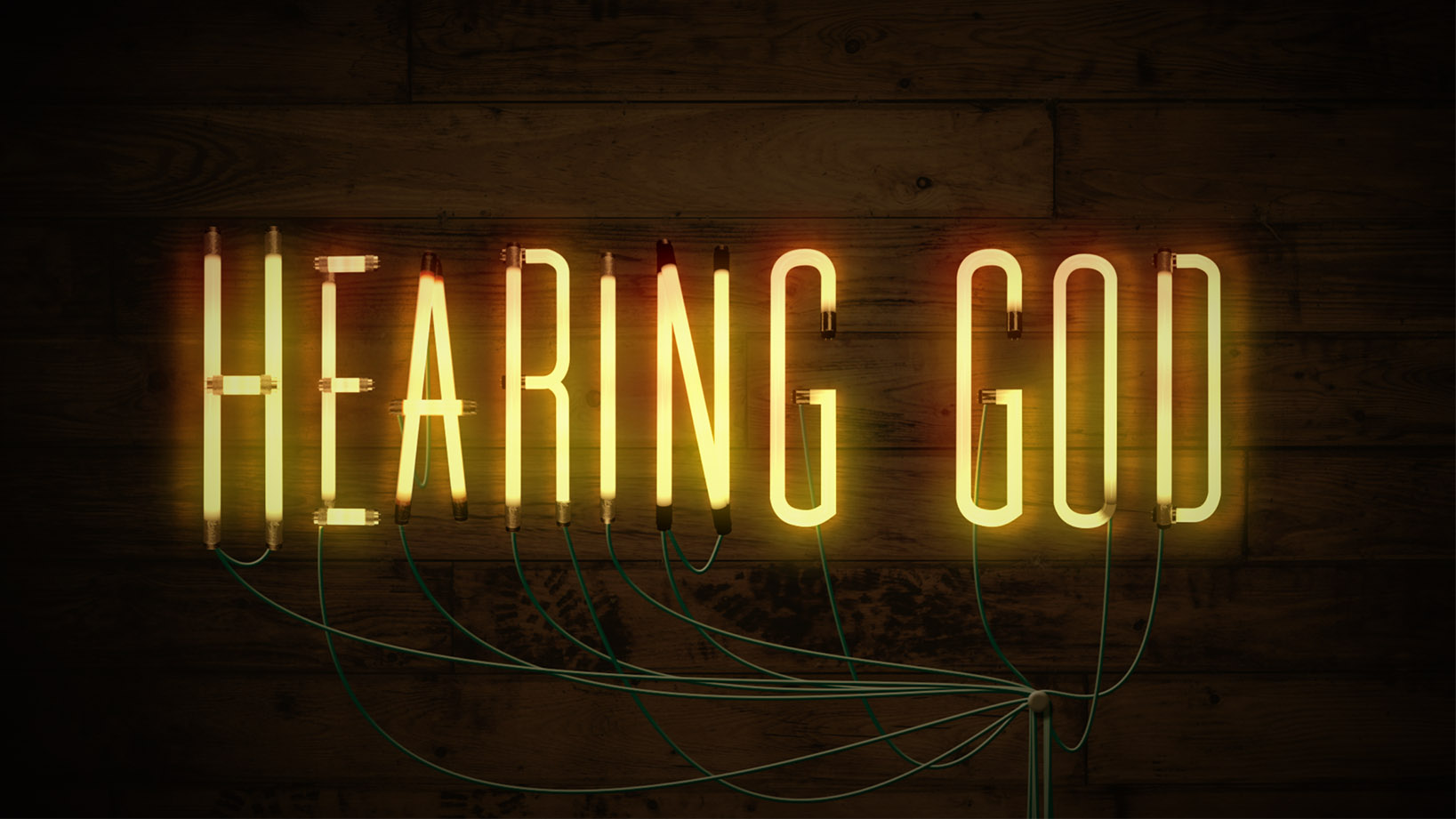 Hearing God - Hearing The Voice of God Made Easy