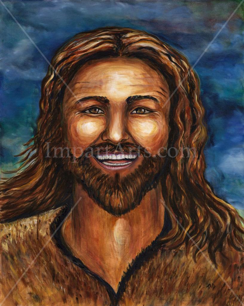 Happy Jesus heals!