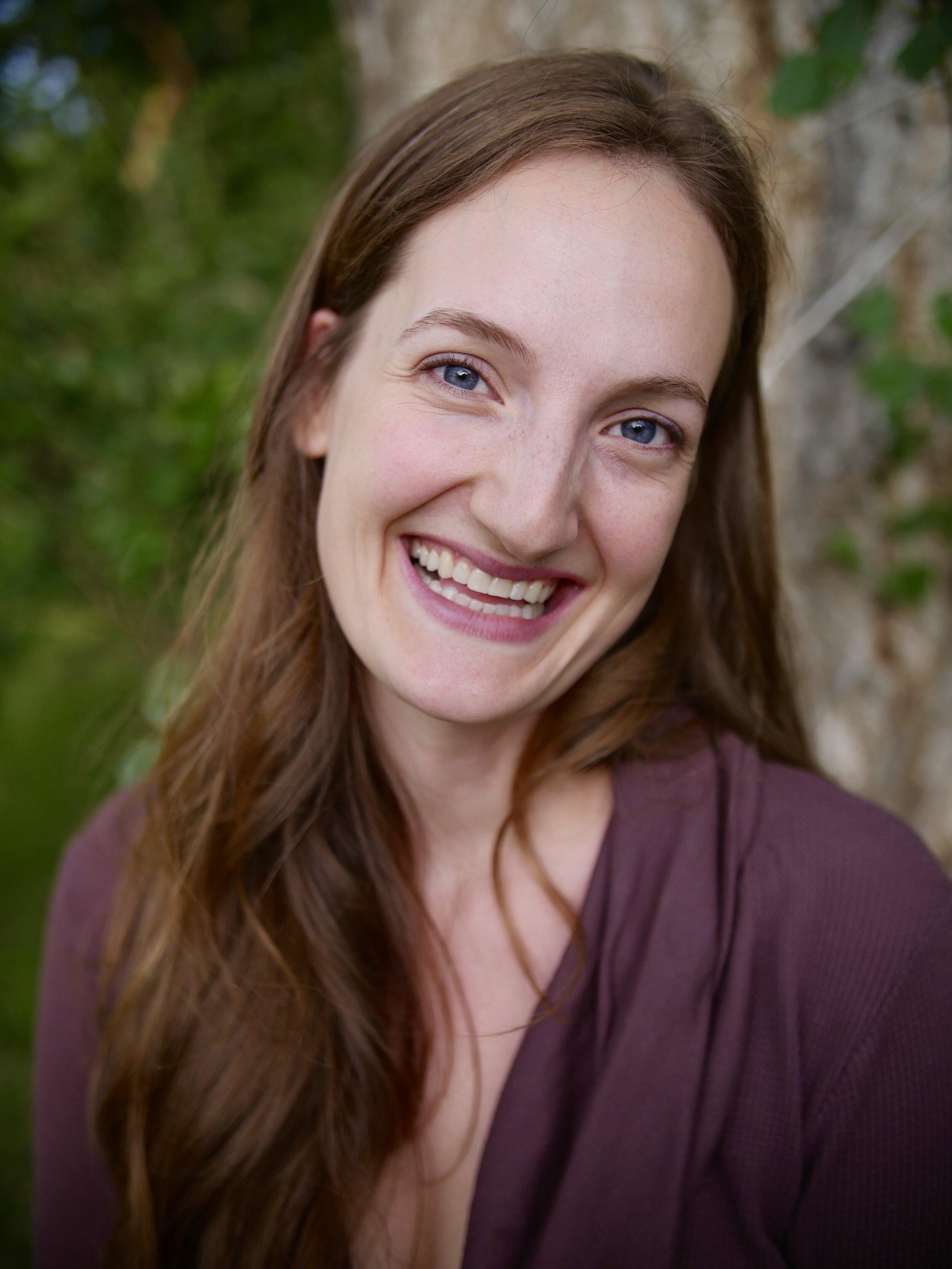 Amanda Moran - MA, R-DMT, CIMI, Registered Psychotherapist
