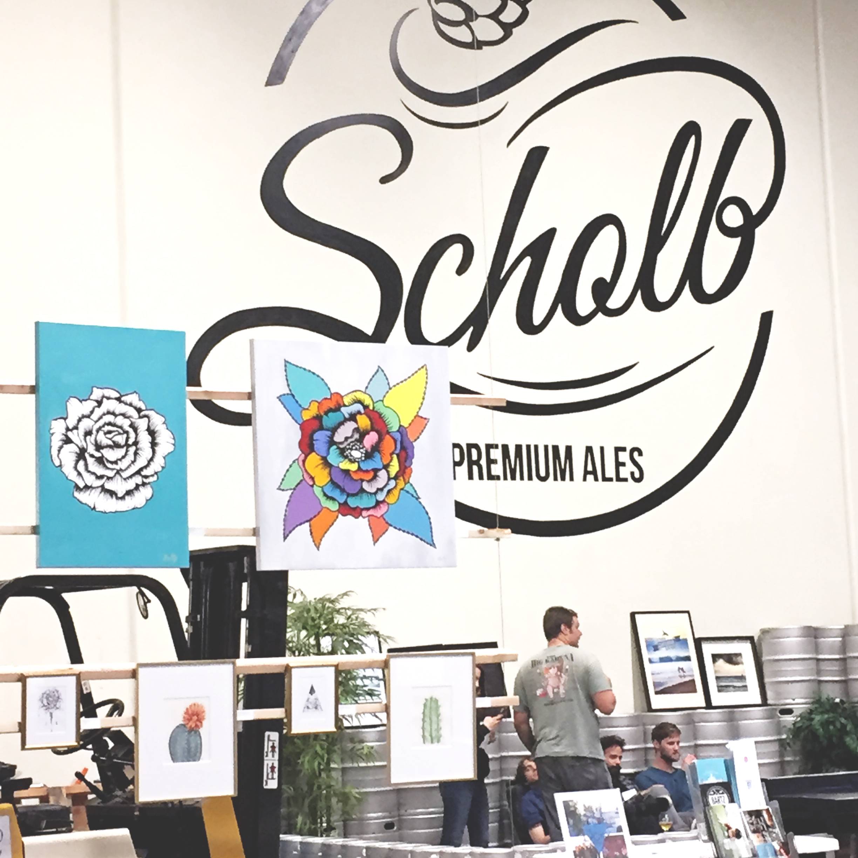 Scholb Artist Series