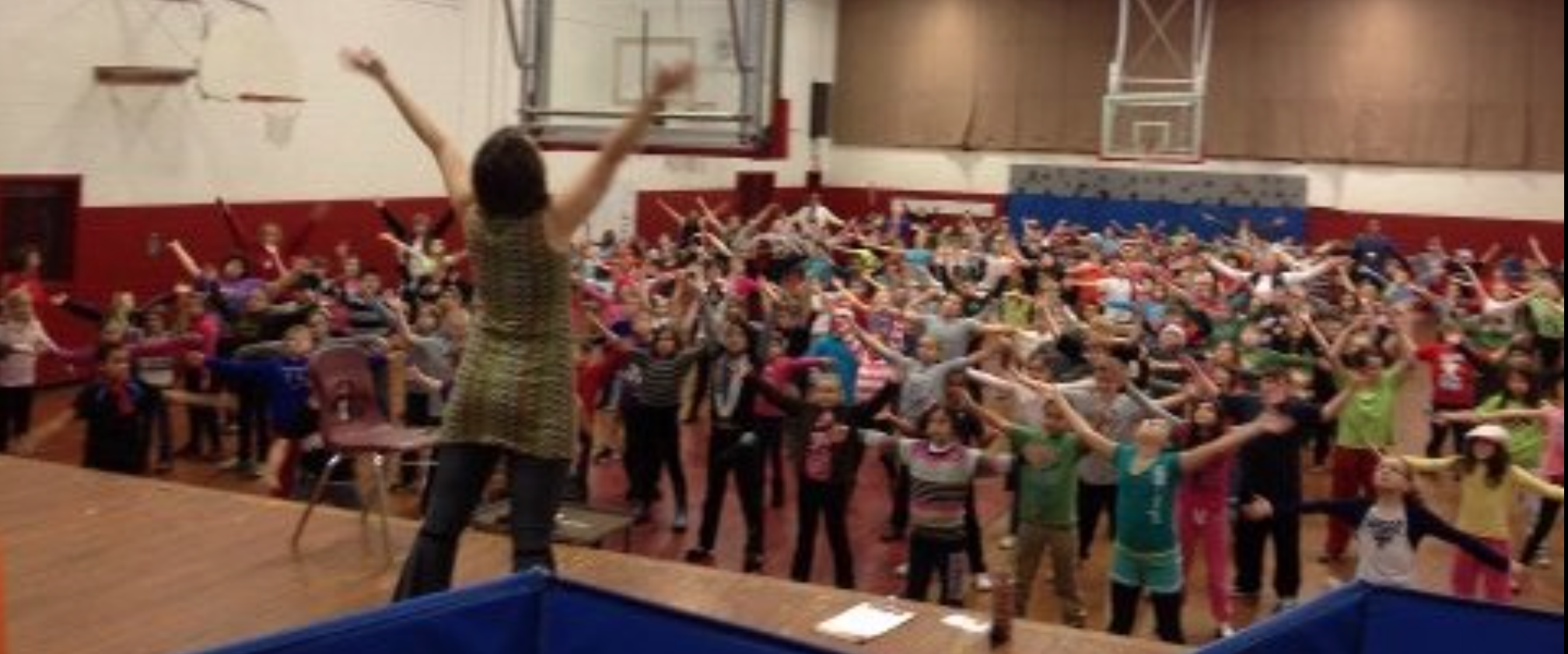 What a thrill to lead three one-hour movement classes for the children at Wentworth School for their Wellness Day! I can adapt Nia for all ages and kids love the expressive, fun and powerful movement variety of the Nia Technique.