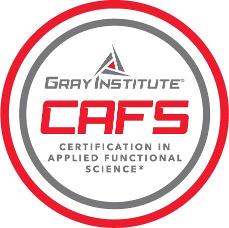 Certification in Applied Functional Science - GI