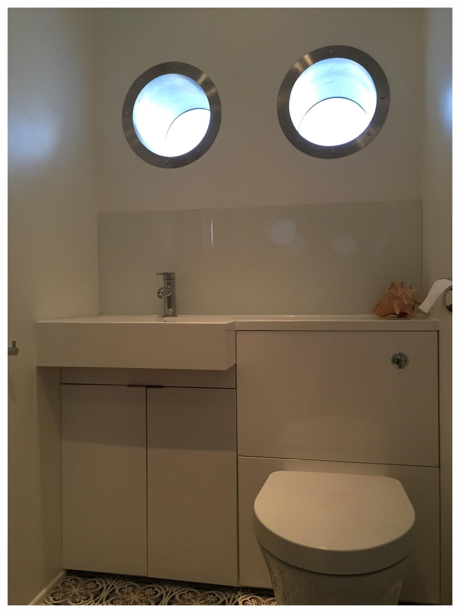 En-Suite shower room to Master Bedroom