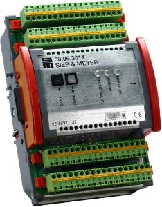 SIEB & MEYER CNC PMC 9 I/O