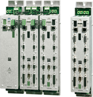 SIEB & MEYER CNC PMC 9 SD2 SERVO