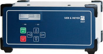 SIEB & MEYER SD2T VFD FREQUENCY CONVERTER