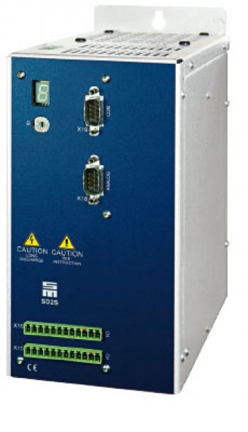 SIEB & MEYER SD2S FPAM VFD FREQUENCY CONVERTER