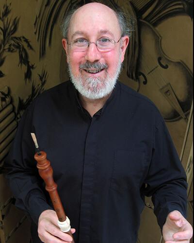 Marc Schachman, oboe