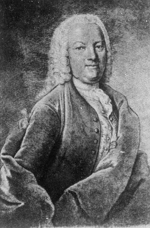 Johann Georg Pisendel, concertmaster at the Dresden  Hofkapelle  and bosom friend of Zelenka