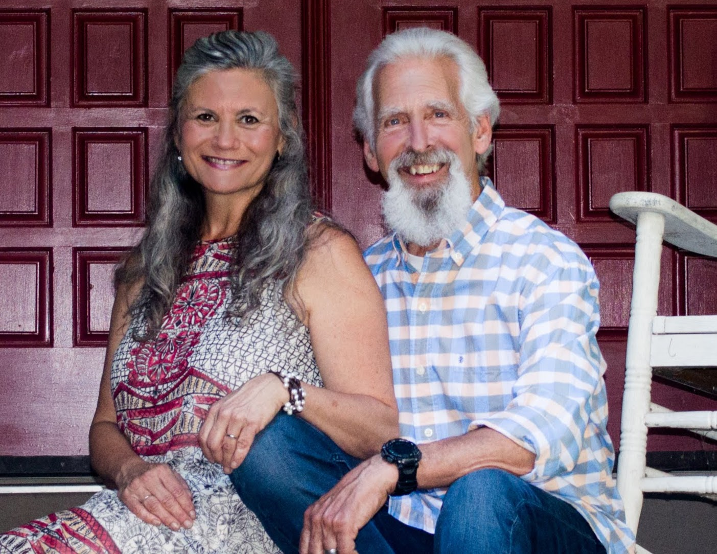 Barn Door Gypsy - Leah and Howard