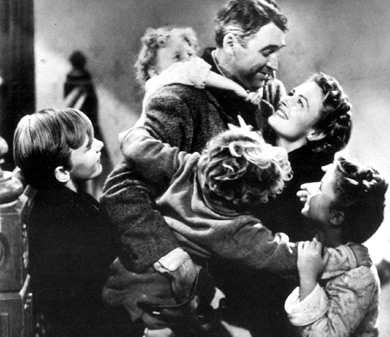 It truly IS a wonderful life when giving is a part of it.