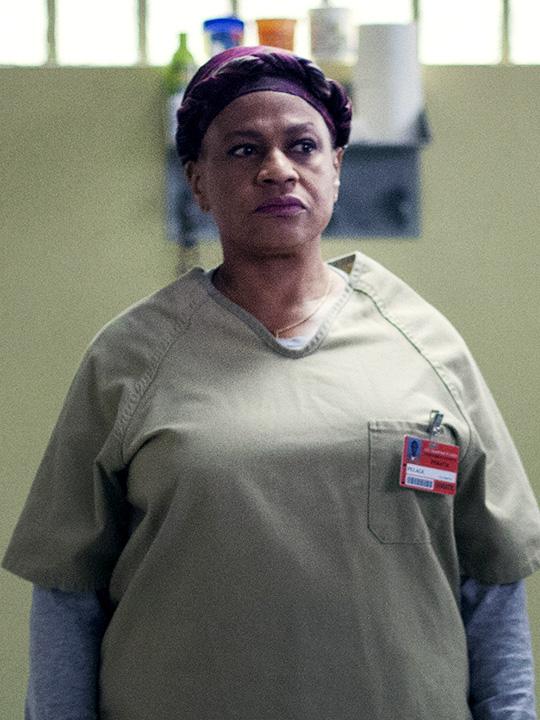 Michelle Hurst as Miss Claudette in Orange is the New Black